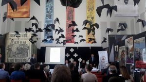 MMO 2016 konferencia megnyitója